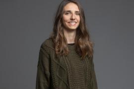 Lucía Muñoz, diputada de Unidas Podemos en el Congreso por Baleares