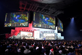 Cinesa exhibirá en directo la final del mundial de «League of Legends»