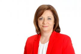 Patricia Abascal, senadora del PSIB por Ibiza y Formentera