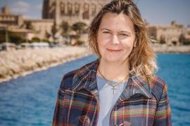 María Salom, senadora del PP por Mallorca