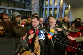 Libertad sin fianza, pero con medidas cautelares, para Comín y Puig
