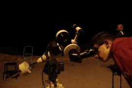 Actividades en Palma para la observación del paso de Mercurio por delante del Sol