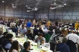Vox reúne a 500 personas en Sa Pobla