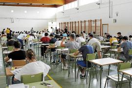 La admisión a los grados de maestro en Baleares se iniciará dos días después de la selectividad