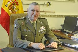 Juan Cifuentes: «El Ejército ha ocupado su espacio en la sociedad balear»
