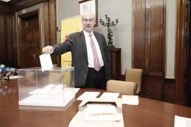 Un total de 807.164 electores podrán votar este domingo en Baleares