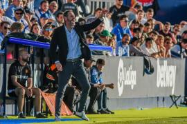 Moreno: «La baja de Salva Sevilla nos condiciona»