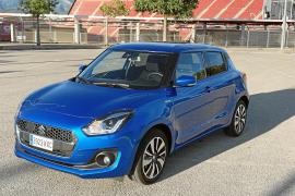 Suzuki Swift Hybrid, una apuesta segura a favor de la eficiencia