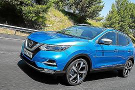 El Nissan Qashqai, líder de los 'crossover' más vendidos en España