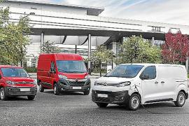 Ofensiva eléctrica de Citroën con su gama de comerciales