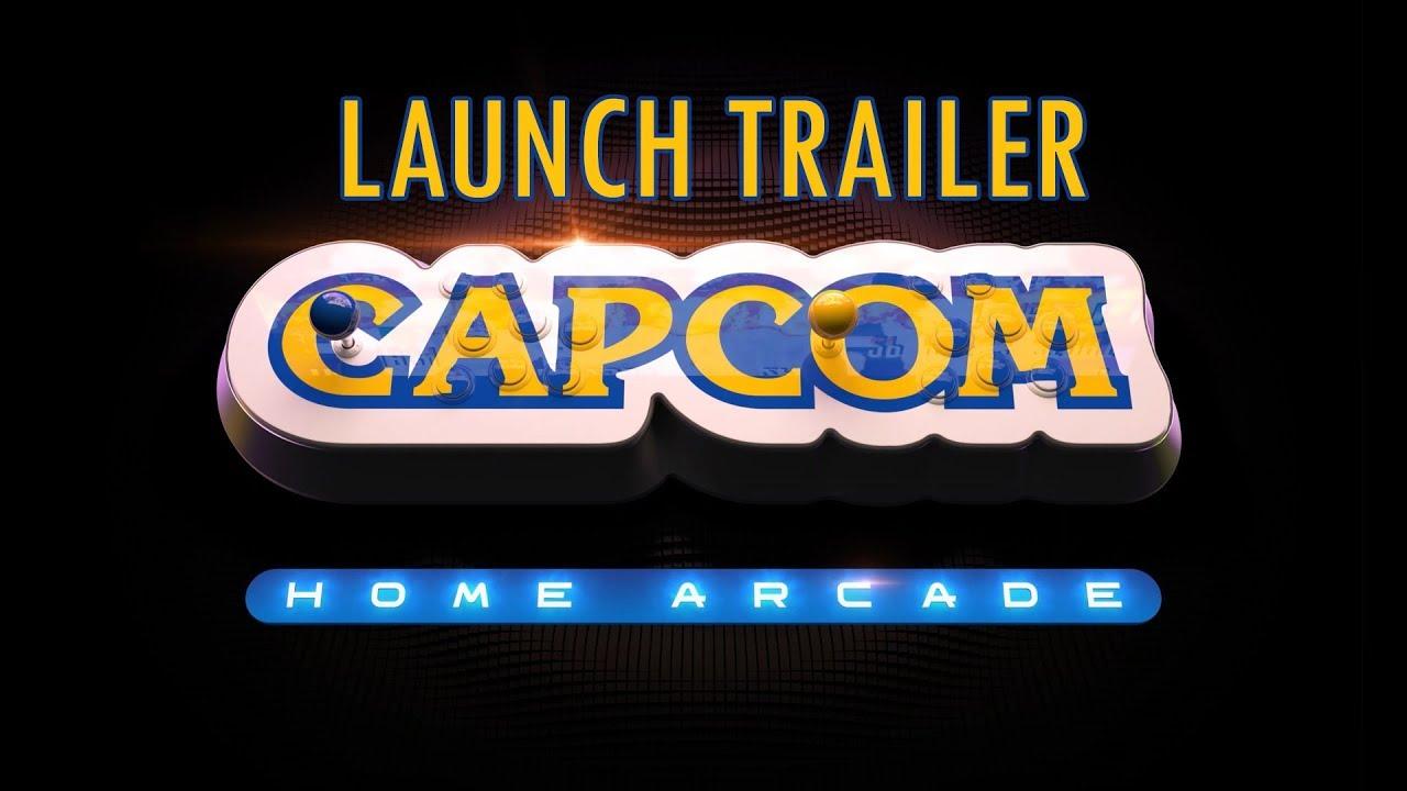 Ya a la venta Capcom Home Arcade