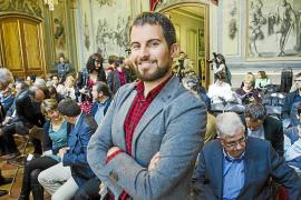Jaume C. Pons Alorda: «España se está convirtiendo en un país fascista y tercermundista»