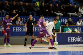 El Palma Futsal rescata un punto en Ferrol