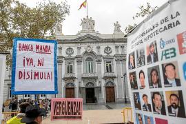 El atasco de las demandas por hipotecas en Palma lleva a destinar a cuatro jueces