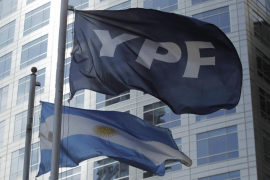 Argentina expropia el 51 por ciento de Repsol YPF