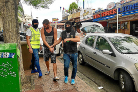 Piden casi 100 años de cárcel a una banda que vendía droga a turistas en Magaluf