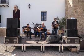 La Fira de Tardor en Santa Eulària, en imágenes (Fotos: Marcelo Sastre).