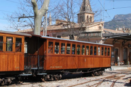 Broche de oro al centenario del Tren de Sóller