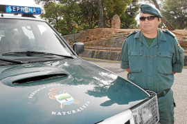 La Guardia Civil interviene en Santa Maria 60 kilos de sobrasada sin control sanitario