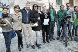 Sonia Castelo finaliza hoy el rodaje del cortometraje 'Sombra de luna nueva'