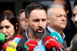 Abascal pide «resolver las diferencias» para «afianzar la unidad de España»
