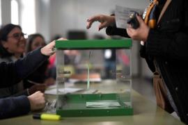 Un presidente de mesa acude al colegio electoral sin documentación porque «se la comió el perro»