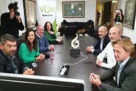 Vox asegura que «con esta tendencia somos una clara opción de gobierno» en Baleares