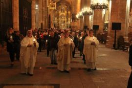Santa Bernardette, en Palma