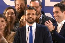 Pablo Casado (PP): «Sánchez ha perdido su referéndum»