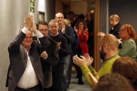 Ortuzar (PNV): «Ha pasado el tiempo de las elecciones, es tiempo de las soluciones»