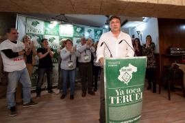 Teruel Existe llega al Congreso