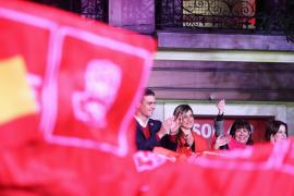 Pedro Sánchez: «Sí o sí vamos a conseguir un gobierno progresista»