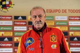 Del Bosque: «He renovado  como seleccionador nacional»