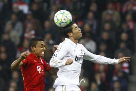 El Real Madrid tropieza en la maldición de Munich (2-1)