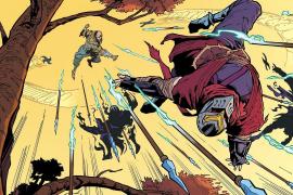 Riot Games anuncia su tercera saga de cómics con Zed como protagonista