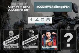 Se busca a los mejores jugadores de Call of Duty: Modern Warfare