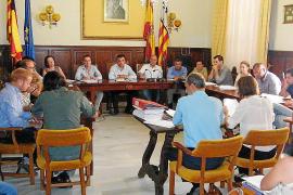 EL PLENO MUNICIPAL DE SANTANYI PRESENTA LAS ALEGACIONES A LAS NORMAS SUBSIDIARIAS.