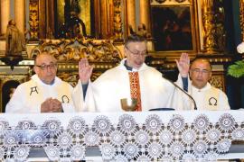 Antoni Vallespir releva a Jaume Reynés como prior del Santuari de Lluc
