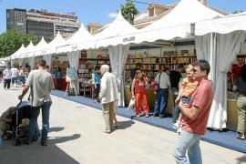 El Parc de ses Estacions alojará la Fira del Llibre y la Setmana del Llibre en Català