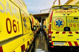 Denuncian una agresión a técnicos del 061 en Mallorca