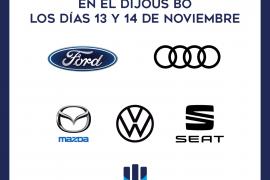 One Motors estará en el Dijous Bo con grandes descuentos en todas sus marcas