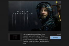 Death Stranding para PC comienza las reservas en Epic y Steam