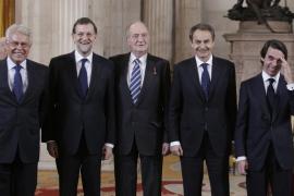 El Gobierno baja el sueldo de los ex presidentes del Ejecutivo un 5,6 por ciento