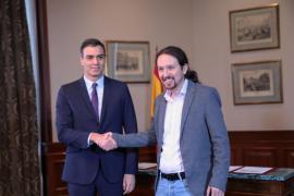 El acuerdo de Gobierno entre PSOE y Unidas Podemos recoge una vicepresidencia para Iglesias