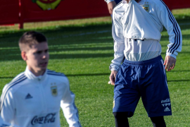 Argentina se despide de Mallorca