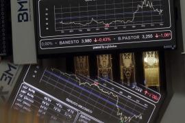 La Bolsa española registra la mayor caída anual (3,99 %) y marca un nuevo mínimo