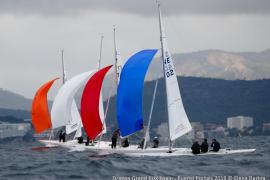 El holandés 'Troika' mantiene el liderato en Mallorca