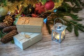 Los españoles gastarán una media de 268 euros en regalos de Navidad