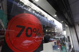 Los comercios prevén facturar 1.600 millones de euros en España en el 'Black Friday'
