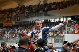 El primer campeón mundial del motociclismo mallorquín